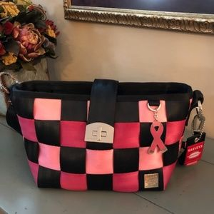 Harvey's Breast Cancer Awareness Handbag